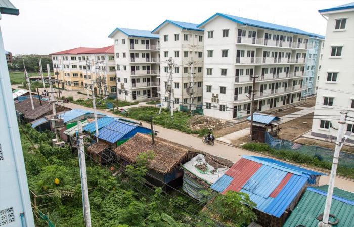 Yuzana Housing