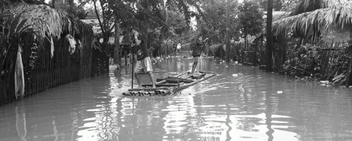 Flood in Mon State