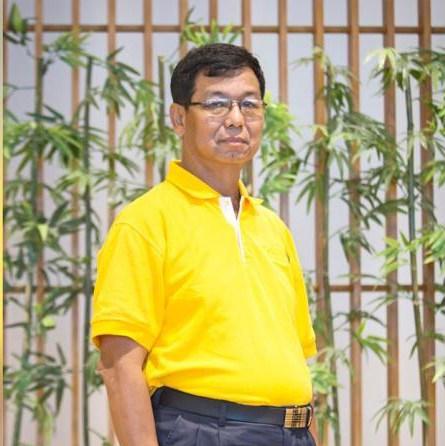 Golden Myanmar Airline, CEO Mr. Kyaw Nyein