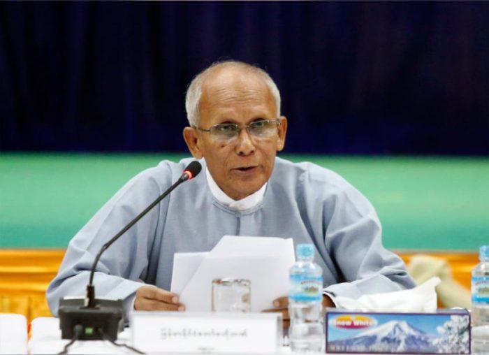 미얀마중앙은행 부총재, Mr. Soe Thein