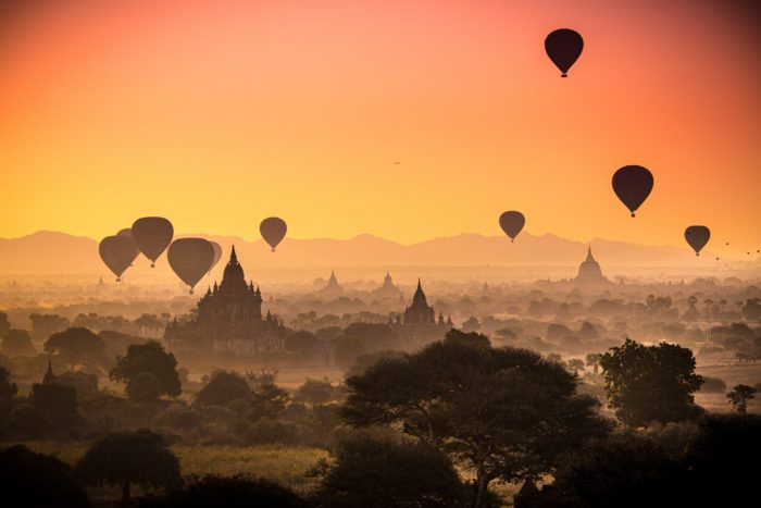 Myanmar Bagan Tour
